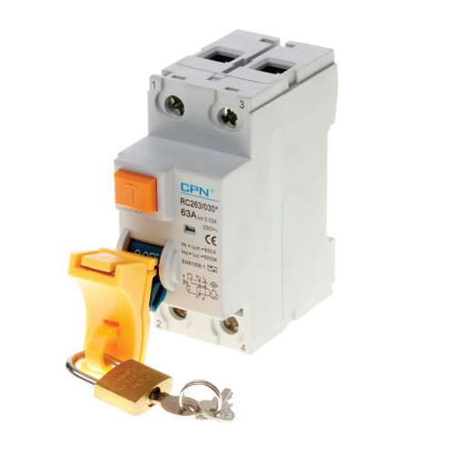 1 Pole MCB Locking Device (DFL3PL01-A)