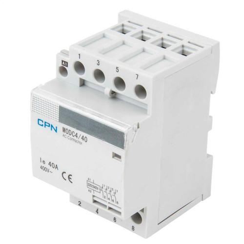 4P 40A 3 Modular ContactoR (DFL3MODC440)