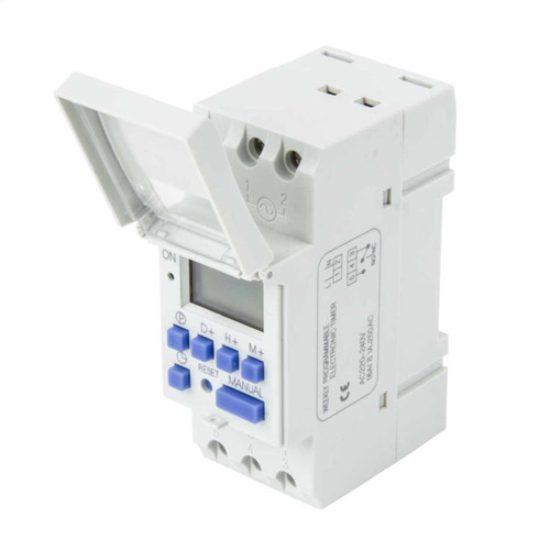15A 7 Day Digital Timer (DFL3MODT15D)