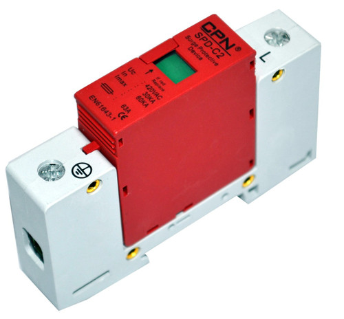 1 Pole Class 2 Surge Protection Device (DFL3SPD-1PC2)