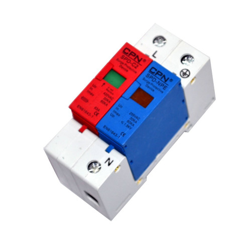 1 Pole Neutral+Earth Class 2 Surge Protection Device (DFL3SPD-1PNEC2)