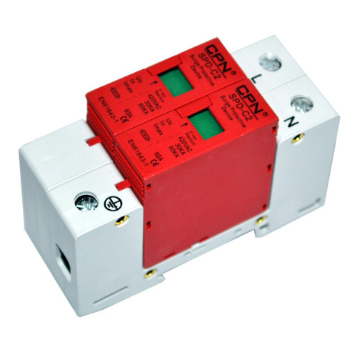 2 Pole Class 2 Surge Protection Device (DFL3SPD-2PC2)
