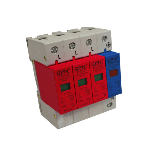 3 Pole Class 2 Surge Protection Device (DFL3SPD-3PNEC2)