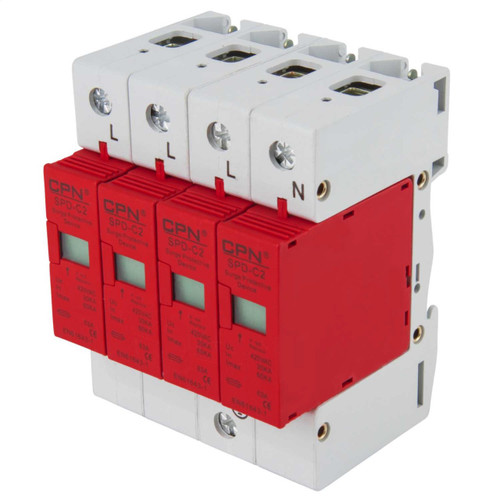 4 Pole Class 2 Surge Protection Device (DFL3SPD-4PC2)