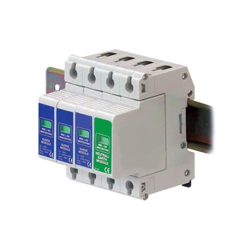 Plug in Surge Module – 40kA 3P with N/E (DFL3CPN-A3SPMN)