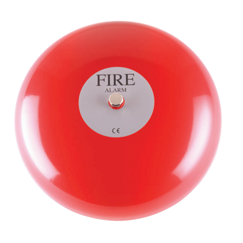 Weatherproof Fire Bell