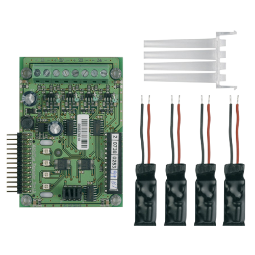 4 Zone Expander Card