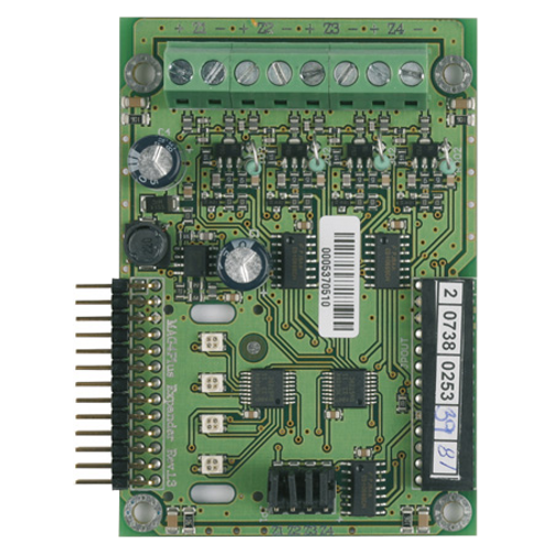 4 Zone Sounder Expander Card