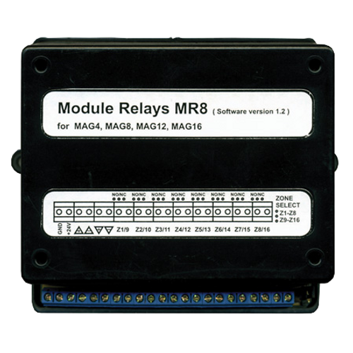 8 Zone Relay Module MAG816