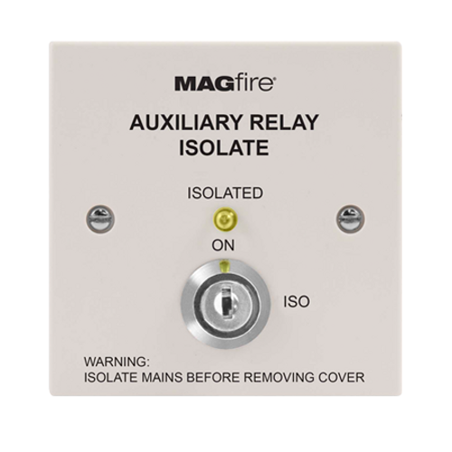 Auxiliary Isolation Switch (White)