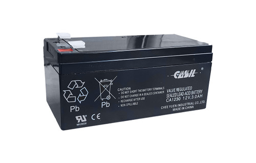 Casil 12V 3.0Ah Battery Pack