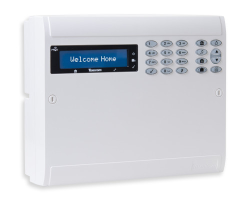 Texecom Premier Elite 64-W Live Control Panel w/ On-board Keypad