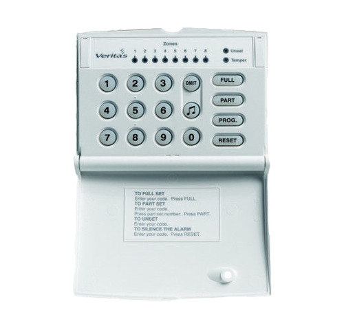 Texecom Veritas Remote Keypad