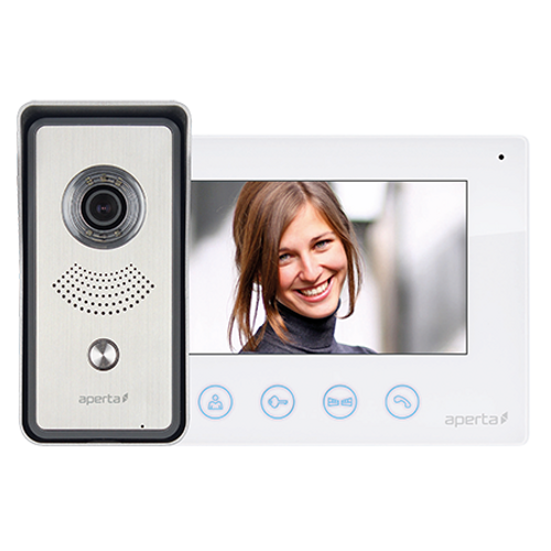 Colour Video Door Entry System
