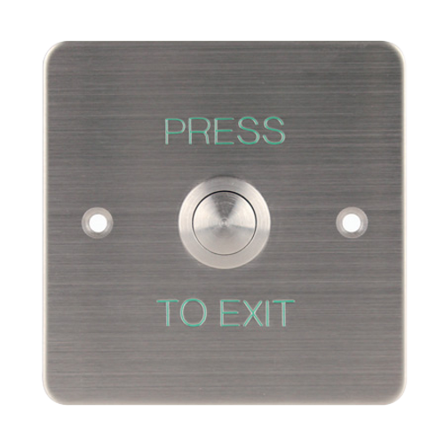 Push to Exit Release Button