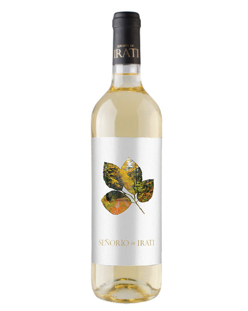 This is a great wine for the Pinot Grigio drinker! A brilliant, lemon yellow colored wine, with a hint of a greenish rim, the blanco from Señorío de Irati glimmers in the glass! Aromas of white flowers and citrus lead into a fresh, elegant palate with an almost velvety finish. The length of this wine will surprise you when you see the price tag!