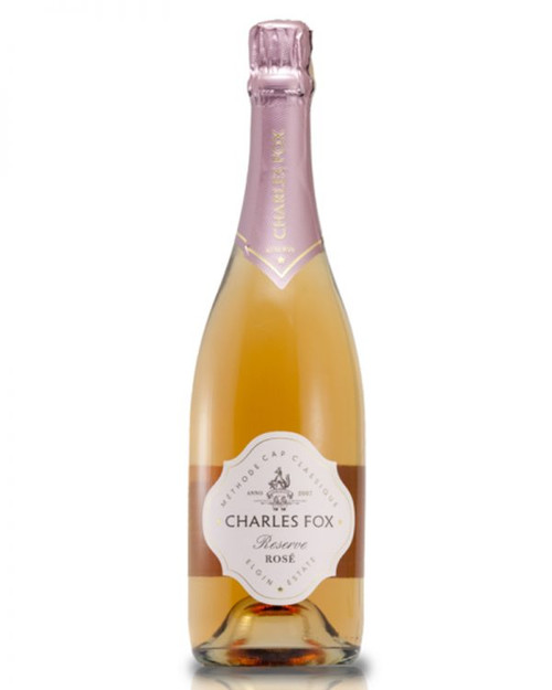 Rated 90 Points by Wine Enthusiast. Pale salmon in color, with beautiful persistent bubbles. Fruity aromas of red berries and aromatic spices on the nose. On the palate, fresh fruitiness follows through with subtle berry and red currant flavors.Ending with a fresh creamy intensity and generous length.