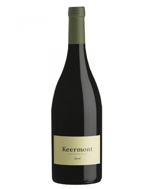 Rated 94 Points by Tim Atkin and 90 Points by Wine Advocate. The Keermont Syrah 2014 has a warm strawberry red color. It has an enchanting bouquet of violets, dusty sandal wood and a hint of spicy red fruit. The palate is elegant and soft, and has a clean linear acidity. It has a strong floral character with spicy red fruit and hints of cherry sherbet. The tannins are dusty and dry and the wine has a long earthy herbal finish. Drink 2016-2026.