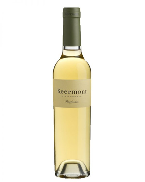 Rated 92 Points by Tim Atkin. Pure yellow gold in color, the Fleurfontein 2018 exudes aromas of kiwifruit, dried apricot, and citrus with hints of hazelnut and vanilla. The palate is full and creamy with concentrated flavors of dried fruits and marzipan. A central core of acidity gives the wine a long, complex and focused succulent finish with a slightly salty touch. Drink now through to 2030.