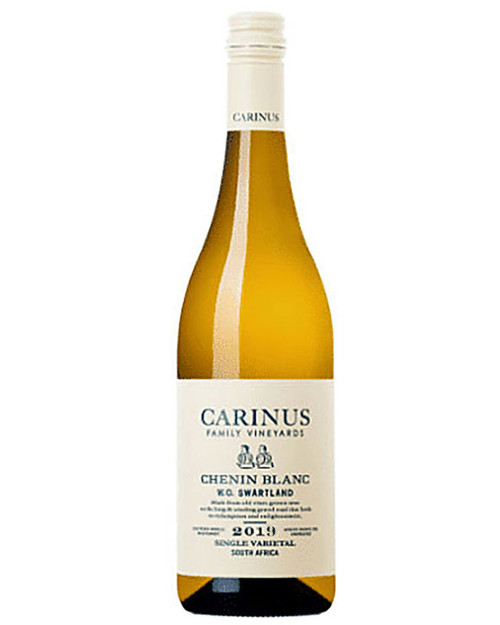Rated 91 Points by Wine Enthusiast. Sourced from Hugo Carinus' farm in the Swartland and made by the talented Lukas van Loggerenberg. This is a mealy, stony and very lightly wooded, with notes of citrus and aniseed and a pithy, refreshing finish. Drink 2020-24. From a 37 year old dry-farmed Malmesbury vineyard in the Swartland with Red Granitic soils. Fermented in old oak.