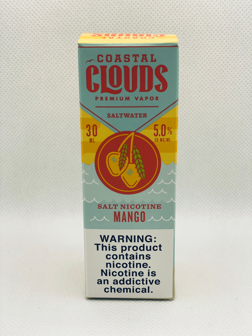 Coastal Clouds Salt Water Collection 30mL