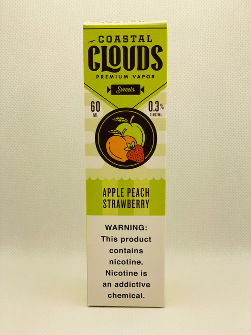 Coastal Clouds Sweets Collection 60mL