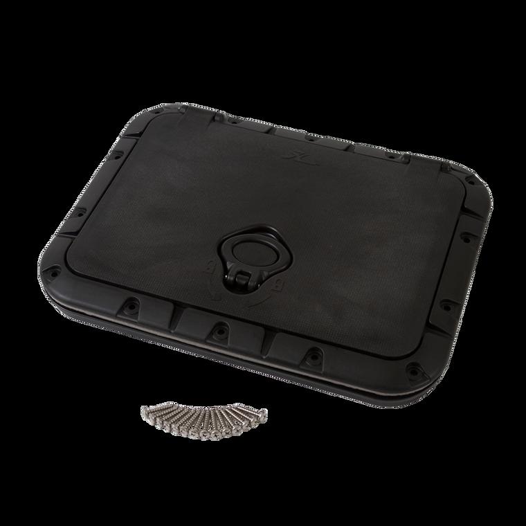 Hobie Hatch Kit Rectangular Black