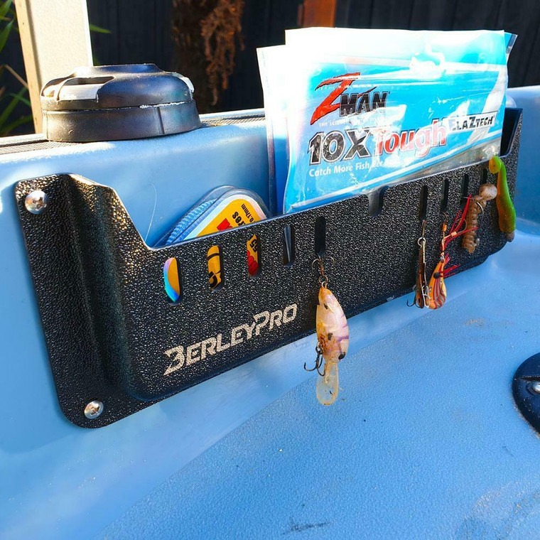 BerleyPro Jig Bucket Side Bro - Fits Hobie Mesh Pocket Area - 25mm