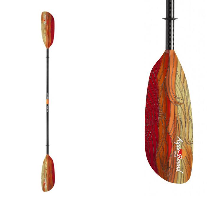 Tango Fiberglass 4pc Paddle