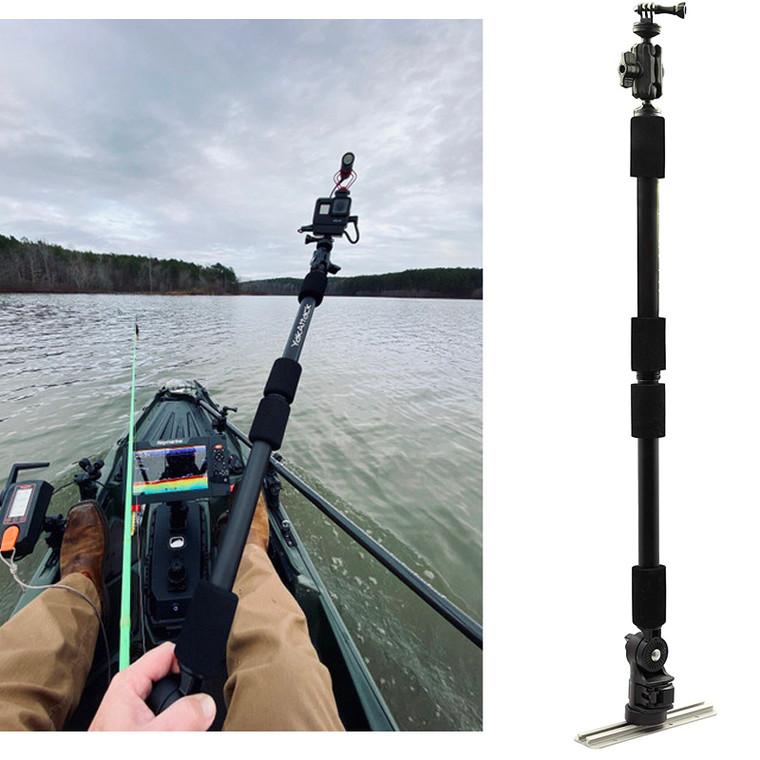 PanFish Pro Camera Mount