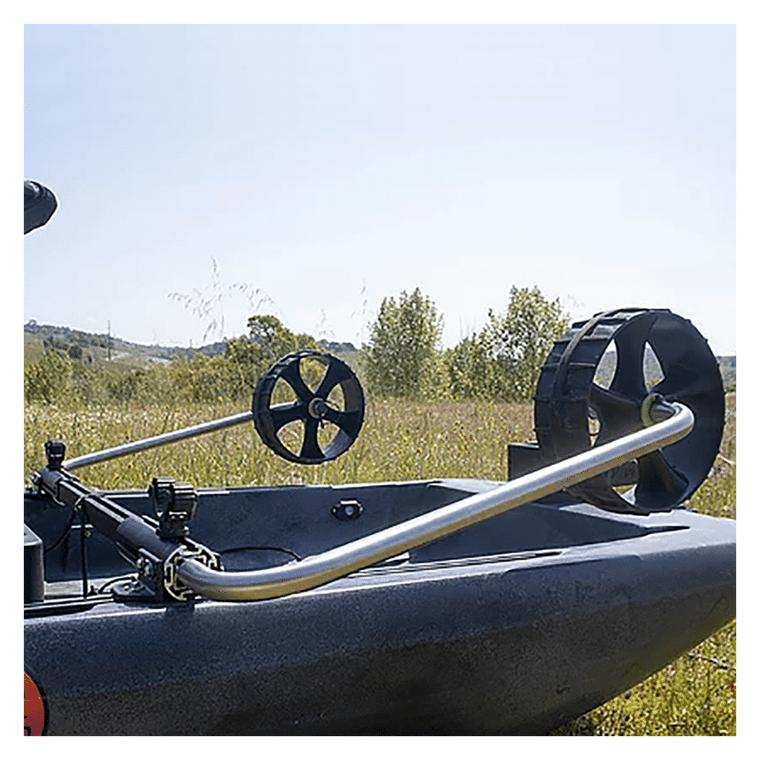 Groovy Landing Gear - Track Mounted