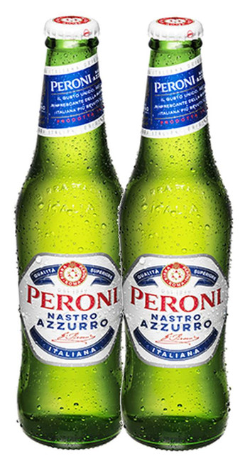 London Easter Express Pack of 24 Peroni Nastro Azzurro
