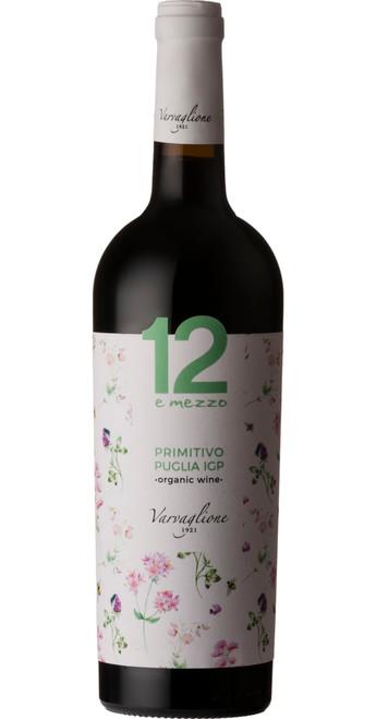 Primitivo IGT Puglia Organic, Vigne e Vini 2017, Southern Italy, Italy