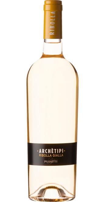 Archetipi Ribolla Gialla Natural Wine 2017, Giovanni Puiatti