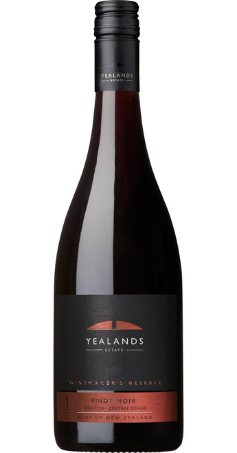 Winemaker's Reserve Pinot Noir Gibbston Valley 2017, Yealands Estate, Central Otago, New Zealand