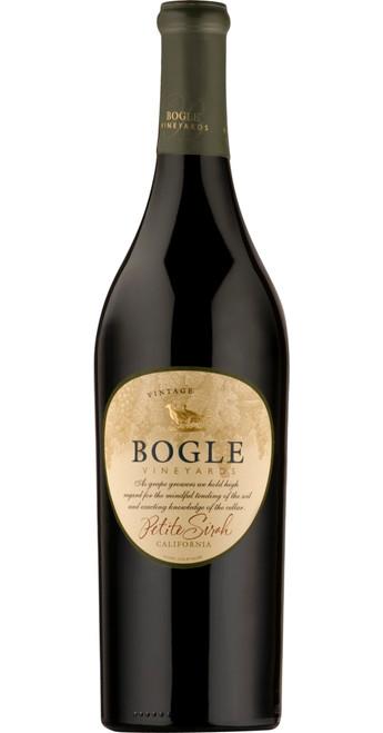Petite Sirah, Bogle Vineyards 2017, California, U.S.A.