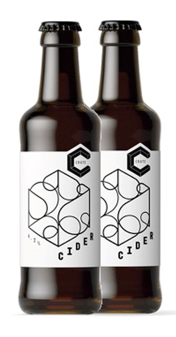 Urban Express CRATE Cider Pack of 24