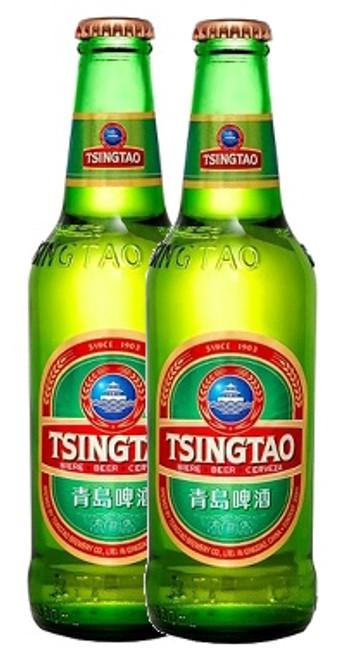 Urban Express Tsingtao Lager Beer Pack of 24