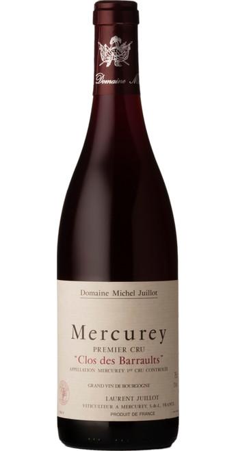 Mercurey 1er Cru 2016, Michel Juillot