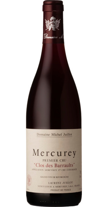 Mercurey 1er Cru 2016, Michel Juillot, Burgundy, France