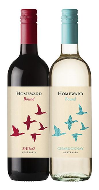 Aussie Mixed White & Red 12 Bottle Case