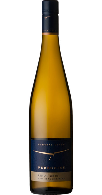 Pinot Gris, Peregrine Wines 2018, Central Otago, New Zealand