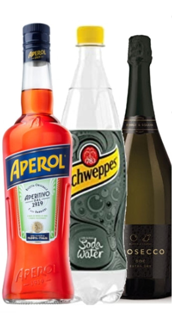 Ultimate Aperol Kit