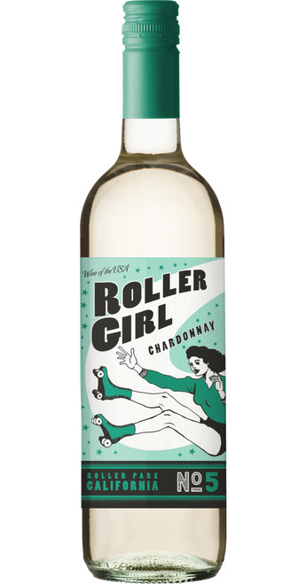 Chardonnay 2017, Roller Girl