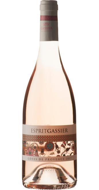 Côtes de Provence 'Esprit Gassier' 2019, Château Gassier