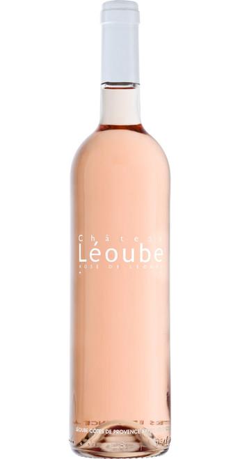 Côtes de Provence 'Rosé de Léoube' Organic Rosé 2019, Château Leoube, France