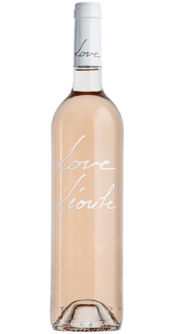Côtes de Provence 'Love by Léoube' Organic Rosé 2019, Château Leoube