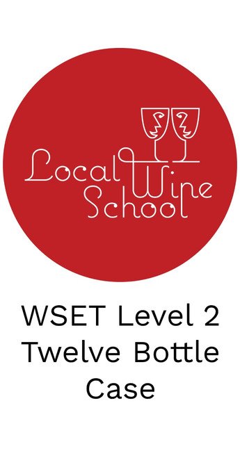 Local Wine Schools WSET Level 2 Twelve Bottle Case
