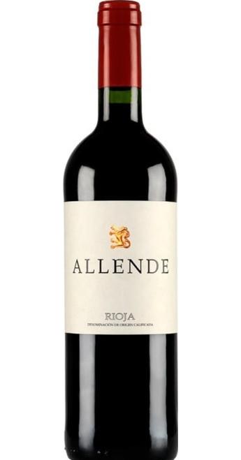 Rioja 2012, Finca Allende