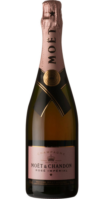 Moët & Chandon Champagne Rosé Impérial